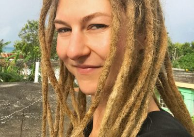 Dread Journey – Mess at Hairlines in January 2017 in Jamaica