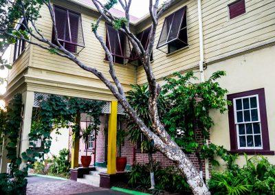 Kingston - Bob Marley Museum House Entrance