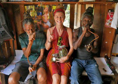 Kingston - Rastafari and Ganja