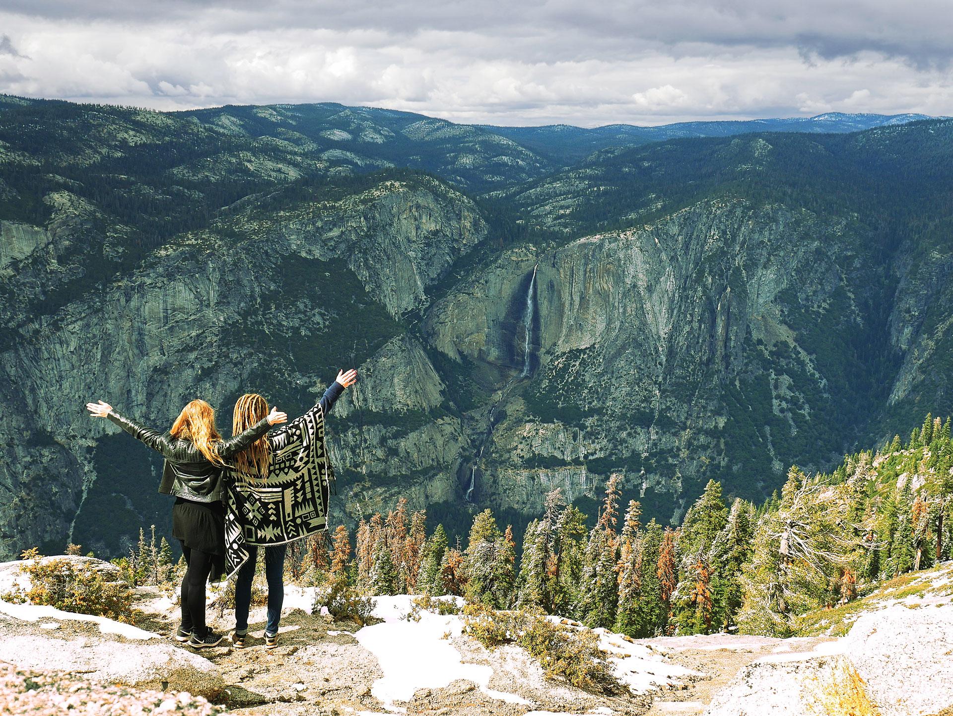 Sentinel Dome in Yosemite National Park