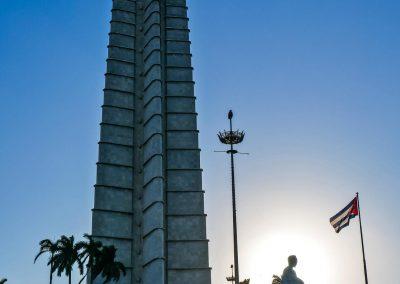 José Martí Memorial at the Plaza de la Revolucion in Havana, Cuba