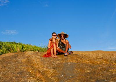 Niterói - Piratininga Beach, on the Rocks