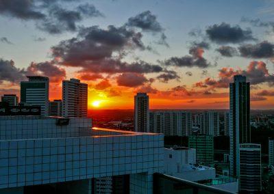Recife - Rooftop Sunset