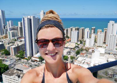 Recife - Rooftop Selfie