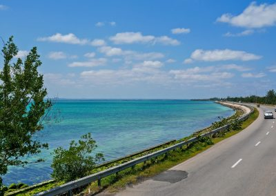 Varadero – The Autopista Sur Is Located Right Next to the Ocean
