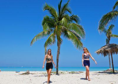 Varadero – With Caro at the Beach