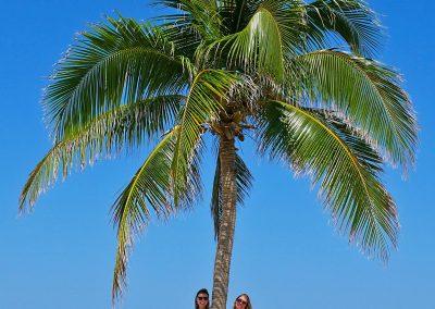 Varadero – Enjoying the Beach with Caro