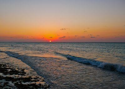 Varadero – Sunset at the Beach
