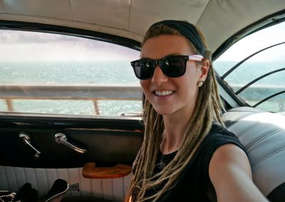 Varadero – Inside the Classic Car Taxi