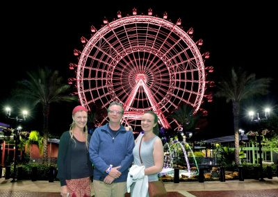 Orlando – Ferris Wheel Orlando Eye