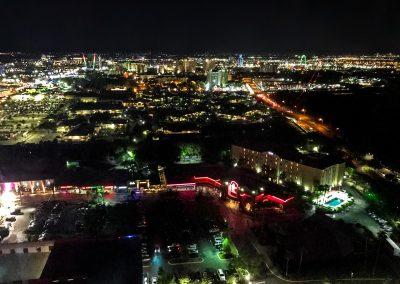 Orlando – Skyline and City Lights View