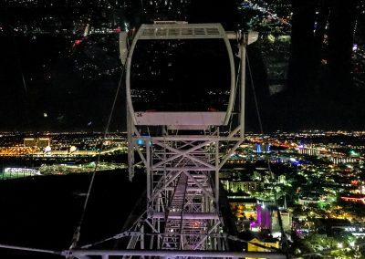 Orlando – Top Capsule of the Ferris Wheel
