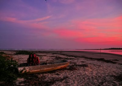 Barra do Una - Sunset Lovers