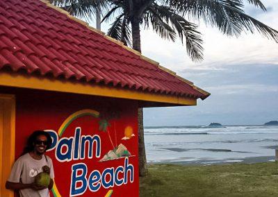 Peruíbe - Beach Kiosk