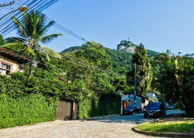 Rio de Janeiro - On the Way to the Christ Statue
