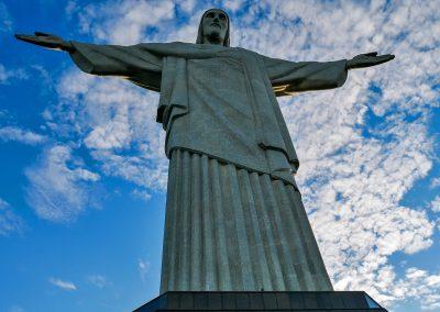 Rio de Janeiro - Christ the Redeemer or Cristo Redentor