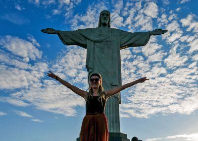 Rio de Janeiro - Mandatory Cristo Redentor Picture ;)