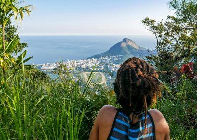 Rio de Janeiro - Overlooking the City and Ocean