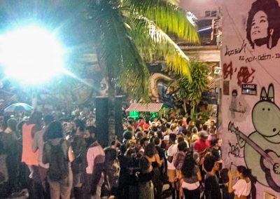Rio de Janeiro - Street Party at Pedra do Sal