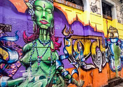 Rio de Janeiro - Street Art Mural