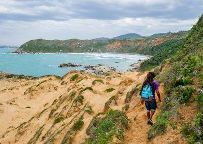 Imbituba - Hiking to Praia D'água
