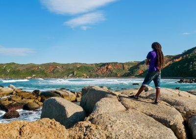 Imbituba - Overlooking Praia D'água