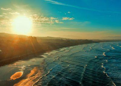 Imbituba - Praia da Ribanceira Sunset