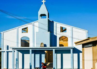 Imbituba - Blue Church