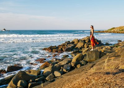 Imbituba - On the Cliffs near Praia Da Ribanceira